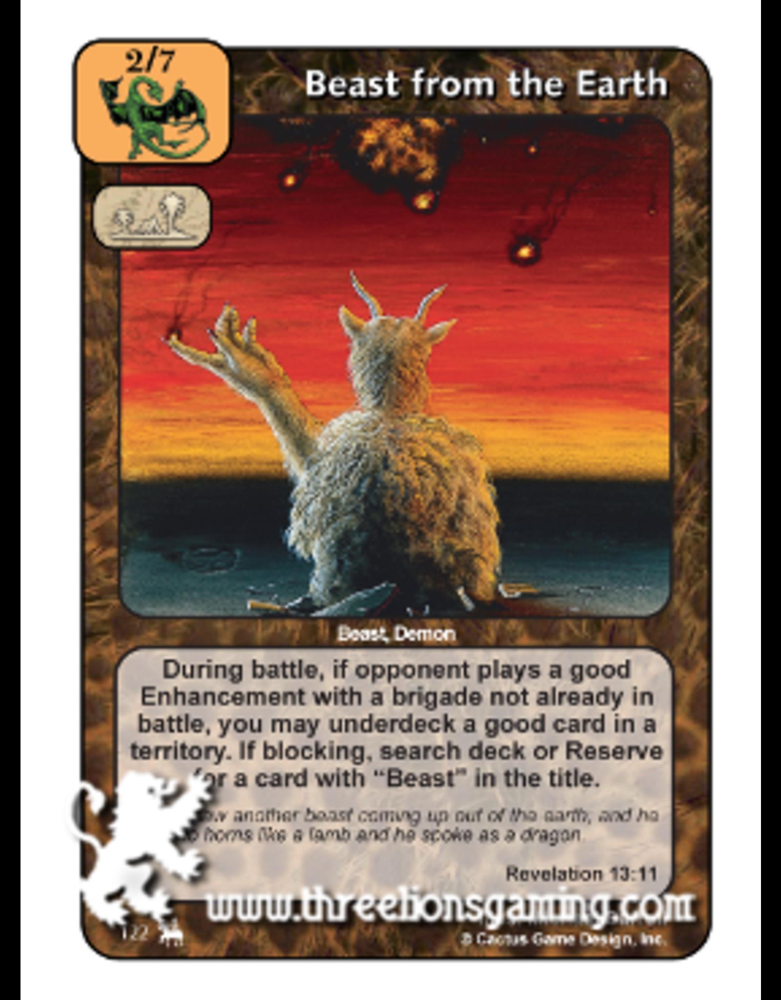 RoJ: Beast from the Earth