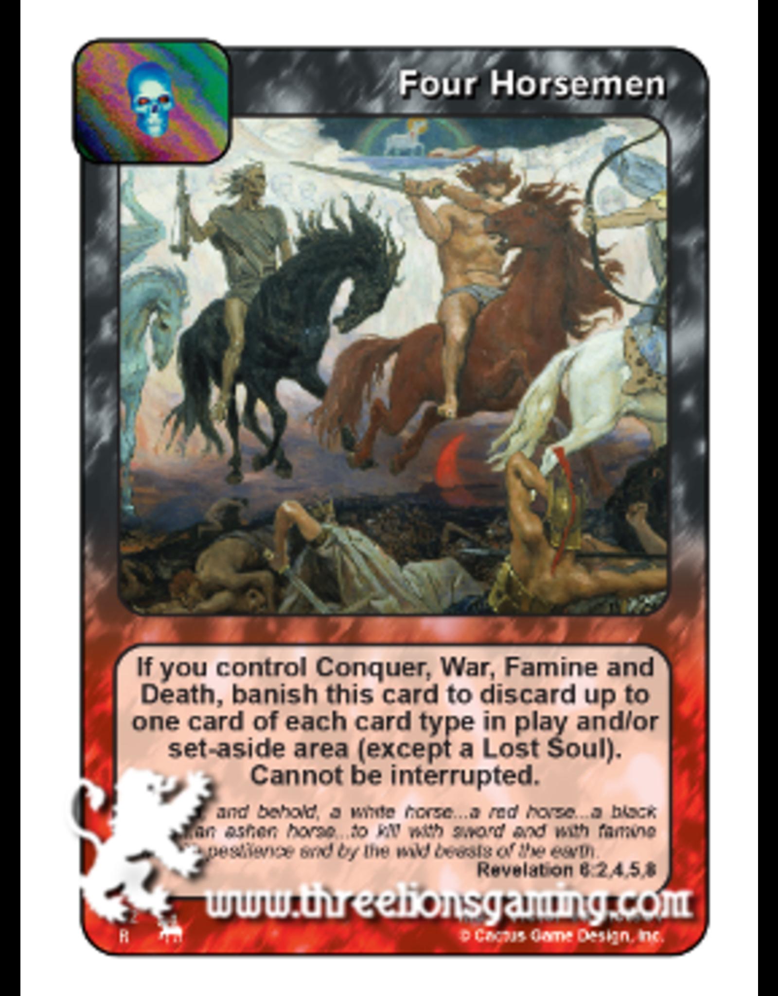 RoJ: Four Horsemen