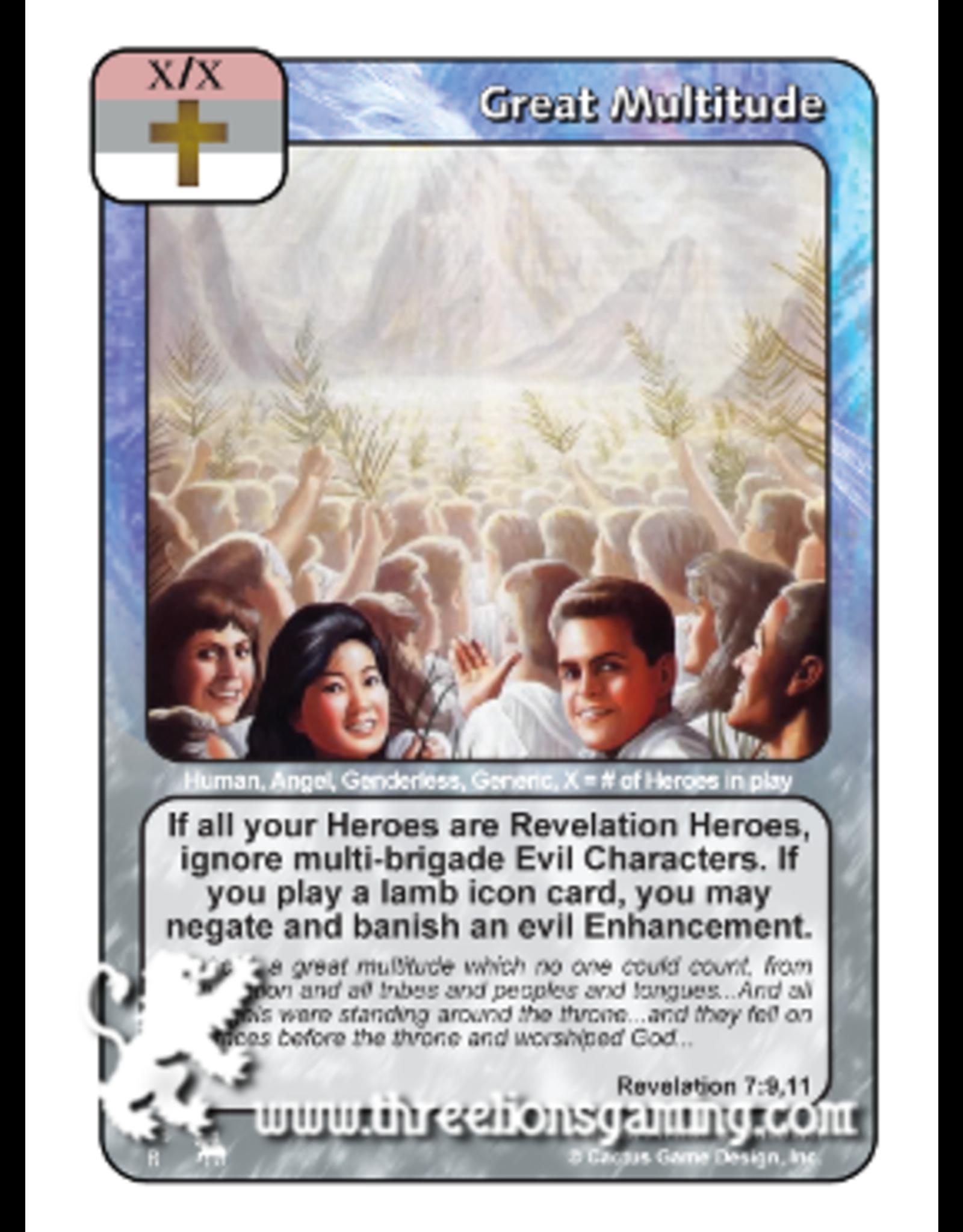 RoJ: Great Multitude