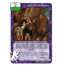 RoJ: John, the Apocalyptist