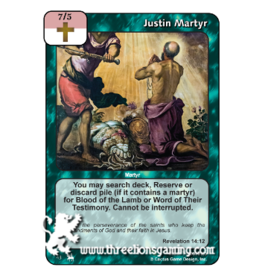 RoJ: Justin Martyr