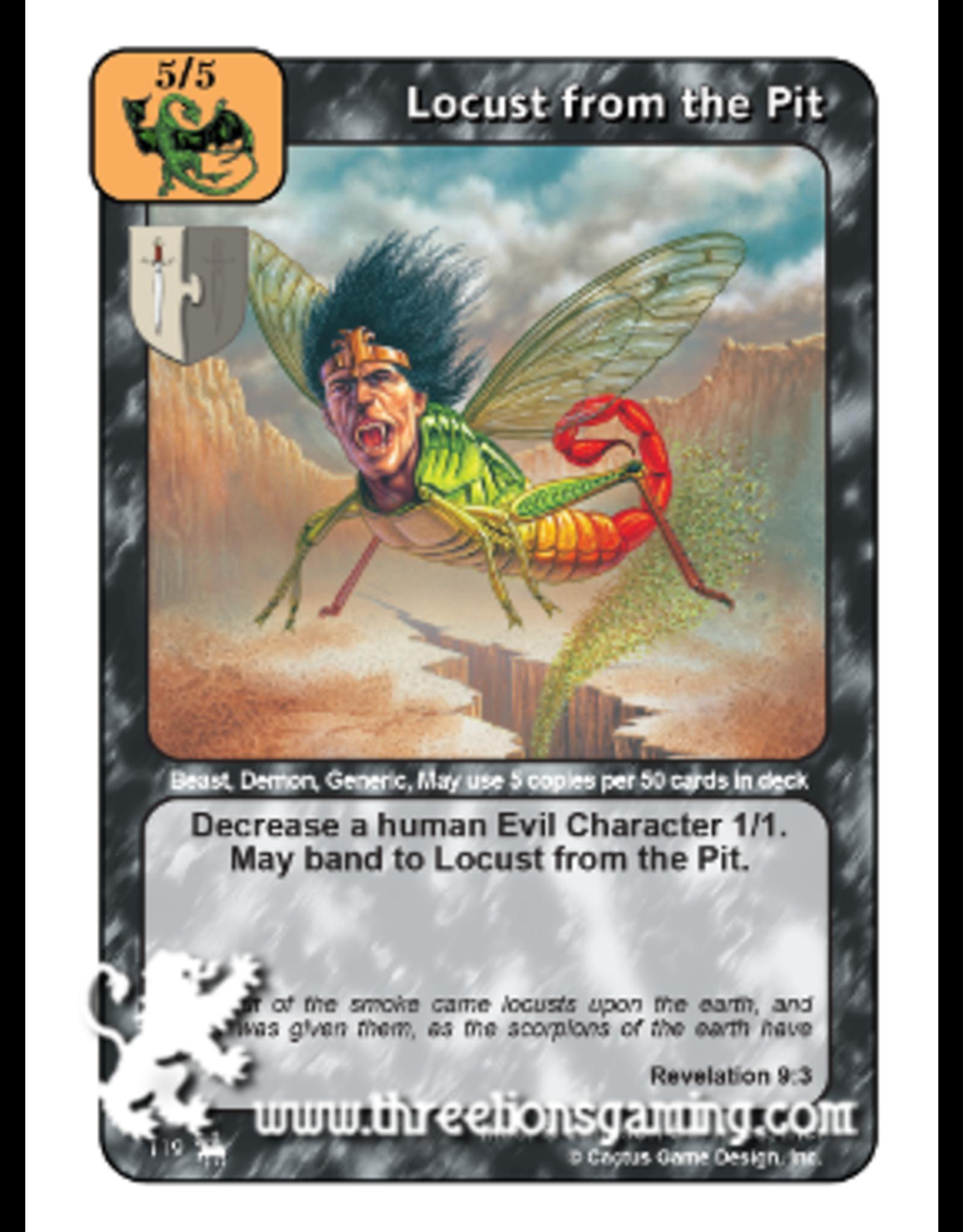 RoJ: Locust from the Pit