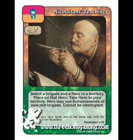 RoJ: Nicolatian's Teaching