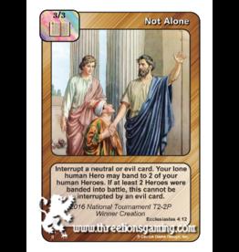 RoJ: Not Alone