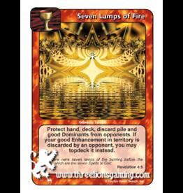 RoJ: Seven Lamps of Fire