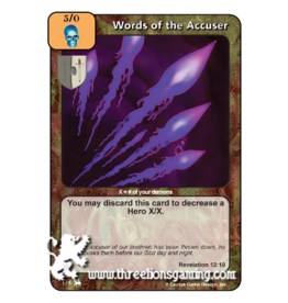 RoJ: Words of the Accuser
