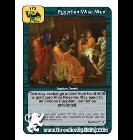 FoM: Egyptian Wise Men