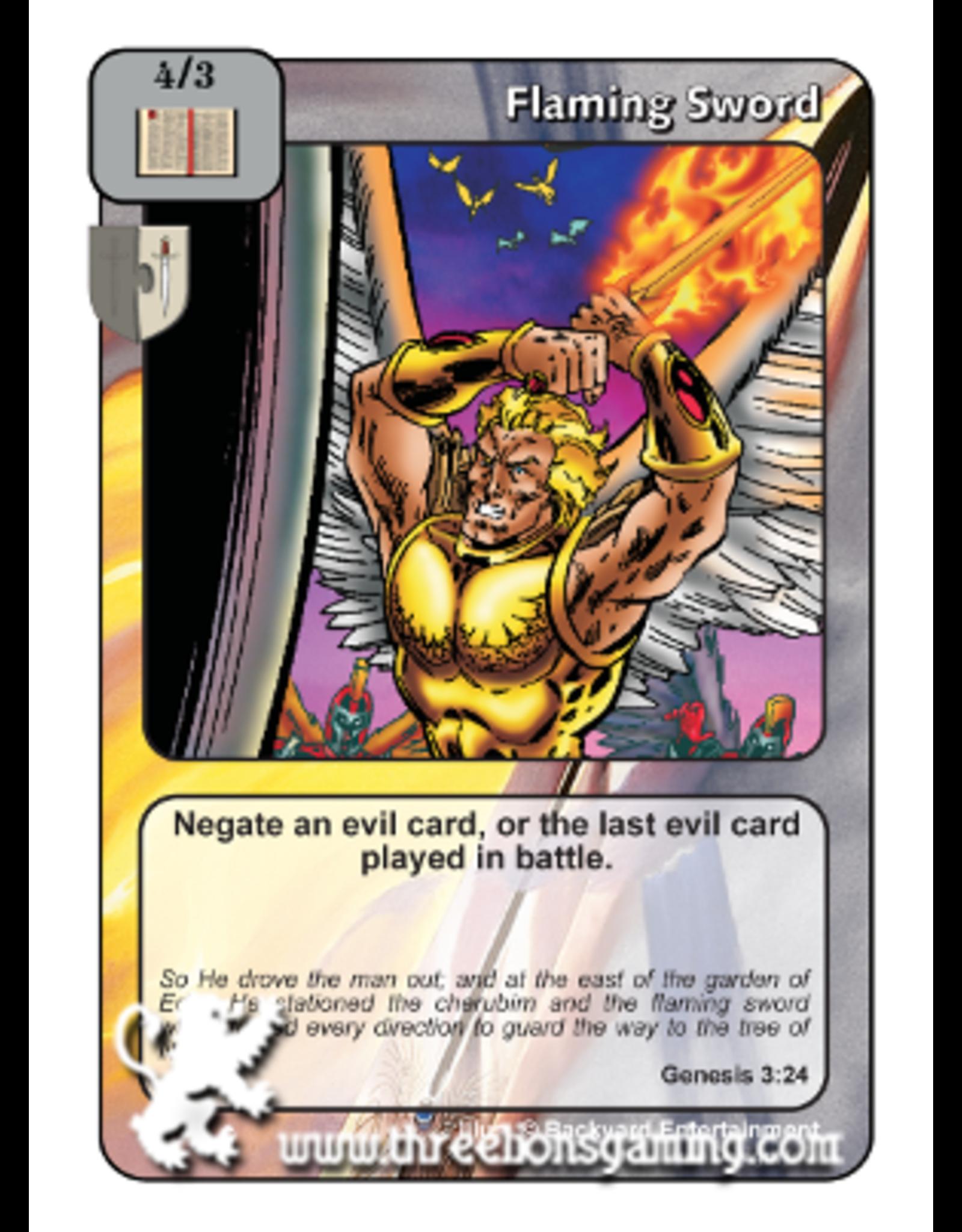 FoM: Flaming Sword