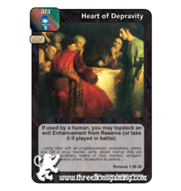 FoM: Heart of Depravity