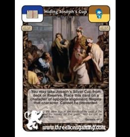 FoM: Hiding Joseph's Cup