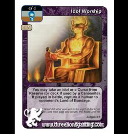 FoM: Idol Worship