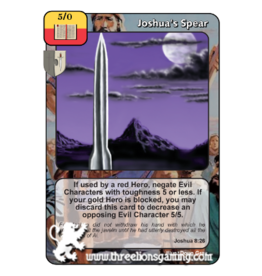 FoM: Joshua's Spear