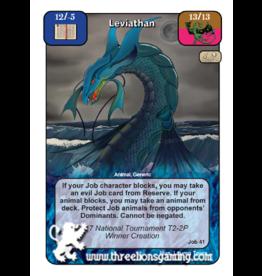 FoM: Leviathan