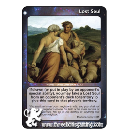 "FoM: Lost Soul ""Covet"" (Deuteronomy 5:21)"