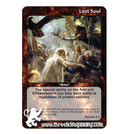 "FoM: Lost Soul ""Wicked"" (Genesis 6:5)"
