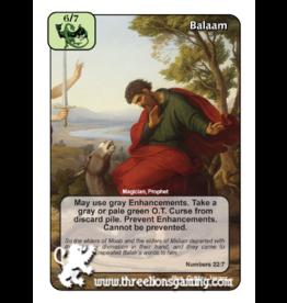 FoM: Balaam LR