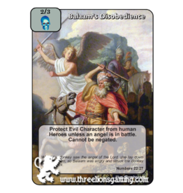 FoM: Balaam's Disobedience LR