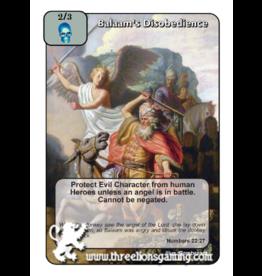 FoM: Balaam's Disobedience