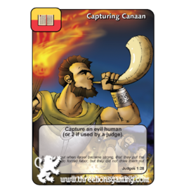 FoM: Capturing Canaan LR
