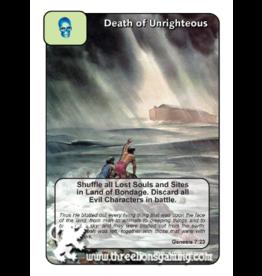 FoM: Death of Unrighteous LR