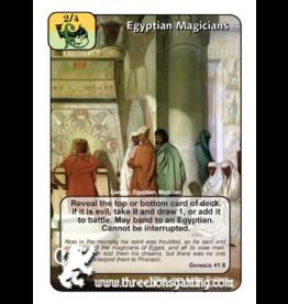FoM: Egyptian Magicians LR