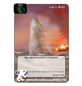 FoM: Lot's Wife