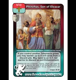 FoM: Phinehas, Son of Eleazar