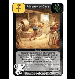 FoM: Prisoner at Gaza