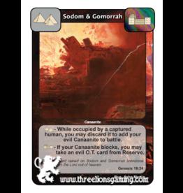 FoM: Sodom & Gomorrah