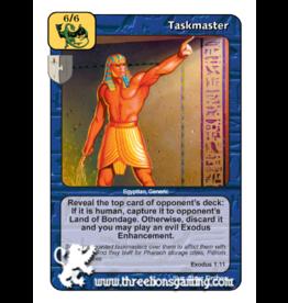 FoM: Taskmaster