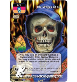 FoM: The Wages of Sin