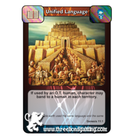 Unified Language