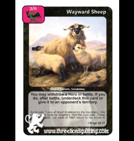 FoM: Wayward Sheep
