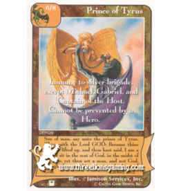 Priests: Prince of Tyrus