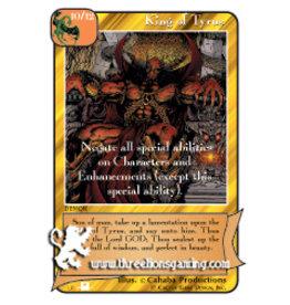 Priests: King of Tyrus