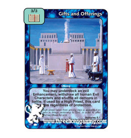 CoW: Gifts and Offerings