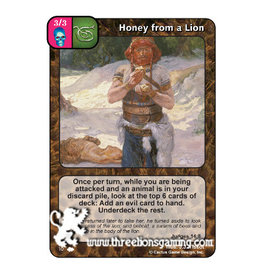 CoW: Honey from a Lion