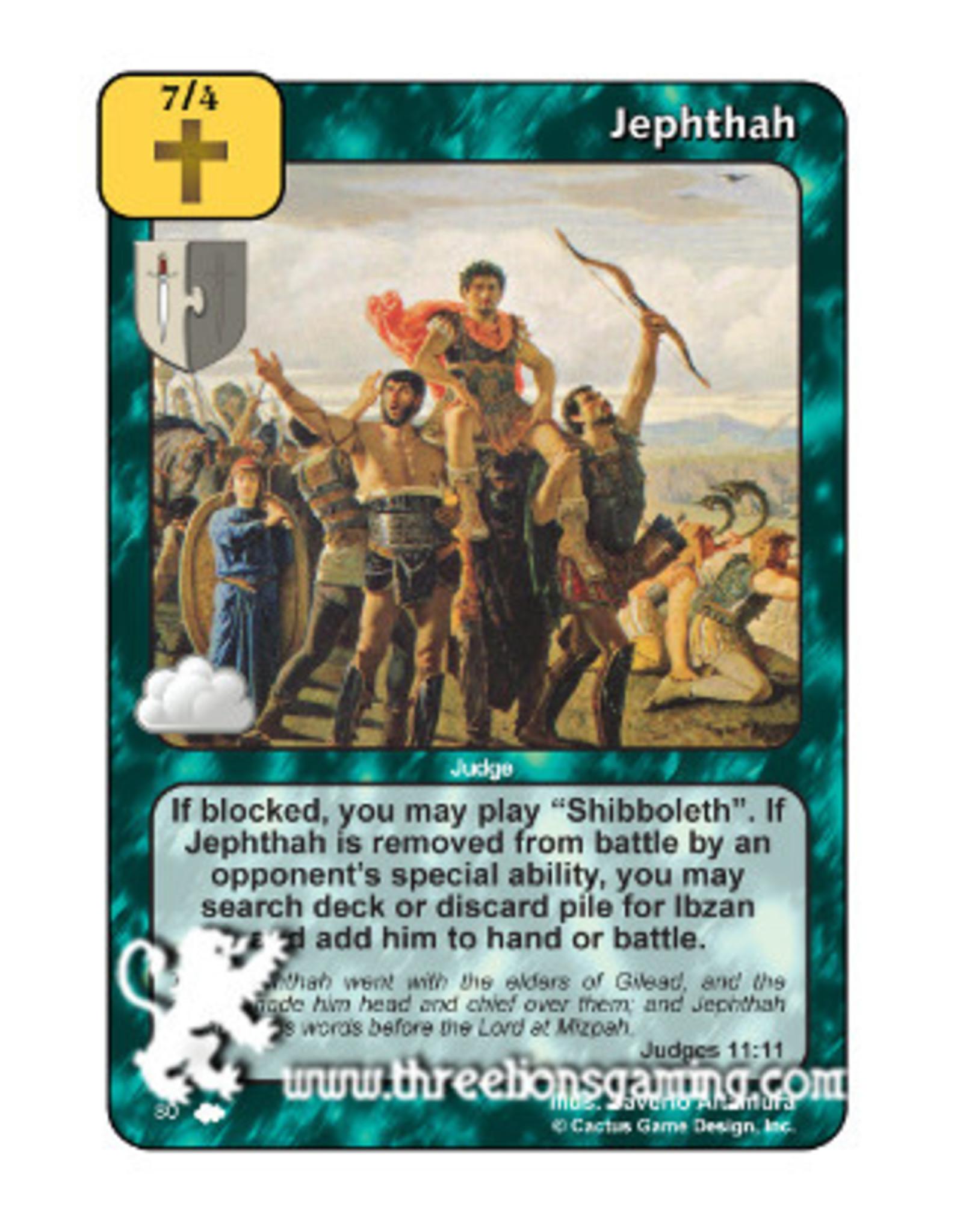 CoW: Jephthah