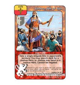 CoW: Joshua, Son of Nun