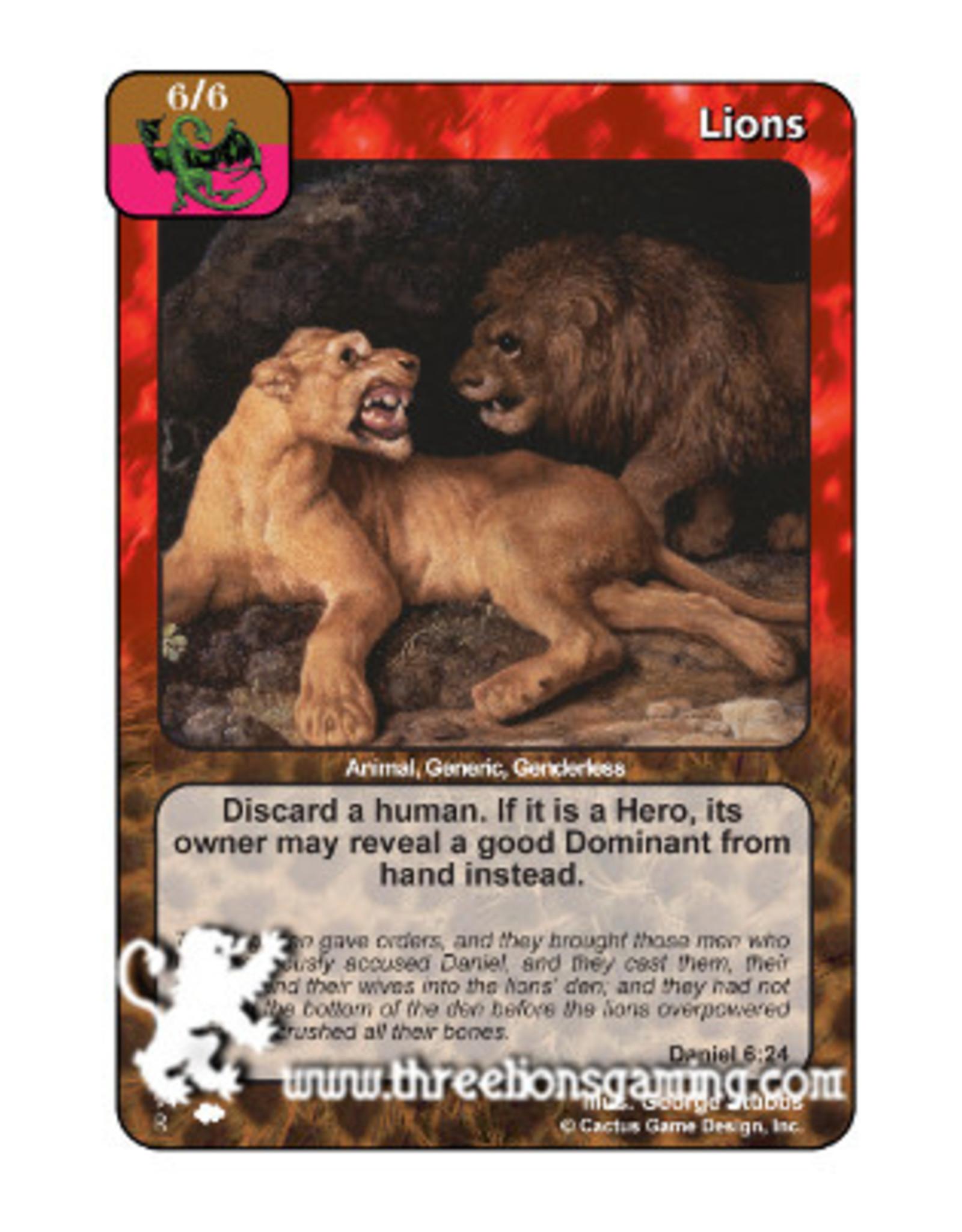 Lions (CW)