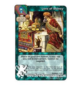 CoW: Love of Money
