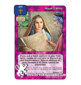 CoW: Noah's Wife