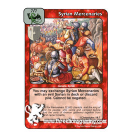 Syrian Mercenaries