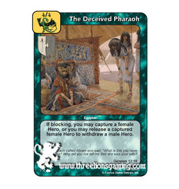 CoW: The Deceived Pharaoh