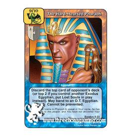 CoW: The Hard-Hearted Pharaoh