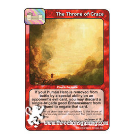 CoW: The Throne of Grace