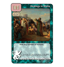 PC: Healings in Malta