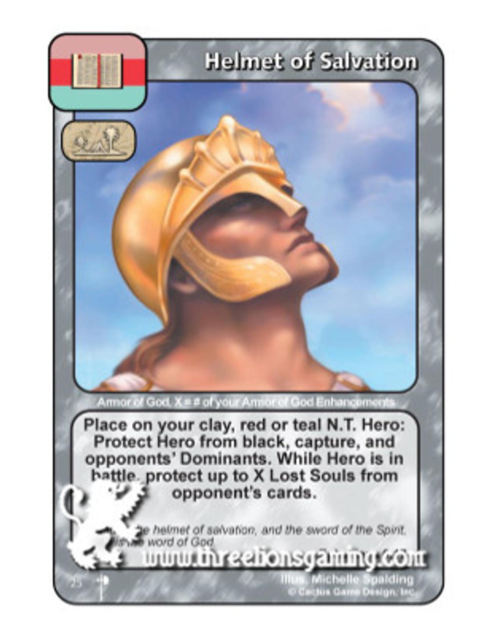 PC: Helmet of Salvation