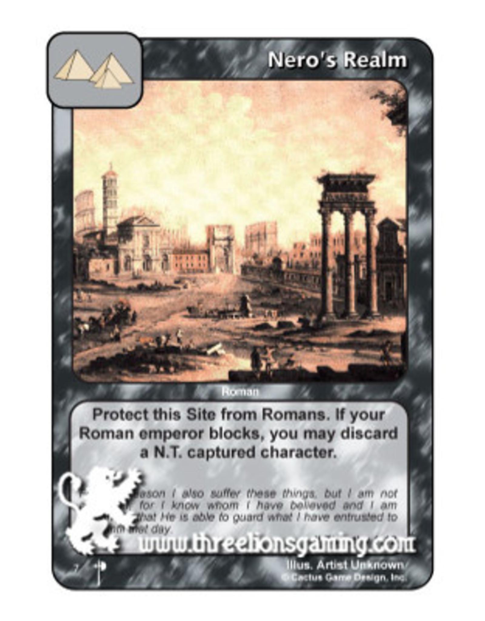 Nero's Realm (PC)