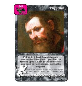 PC: Phygellus